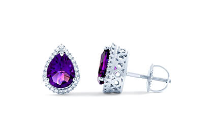 Amethyst Earrings category image