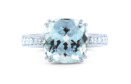 Aquamarine Rings category image