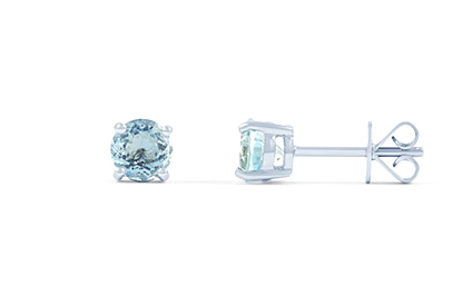 Aquamarine Earrings category image