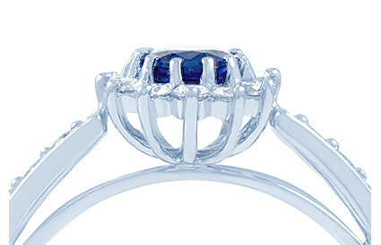 Sapphire Engagement Rings category image