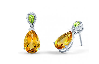 Citrine Earrings category image