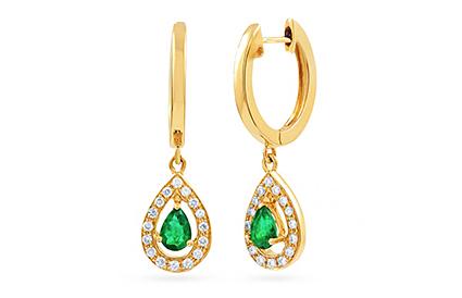 Emerald Earrings category image