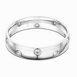Diamond Eternity Rings category image