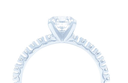 Platinum Engagement Rings category image