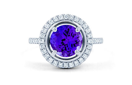 Tanzanite Rings category image