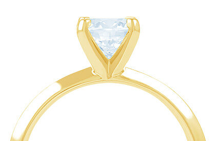Yellow Gold Engagement Rings category image