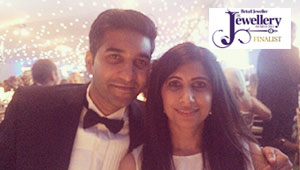 Finalists at the UK Jewellery Awards