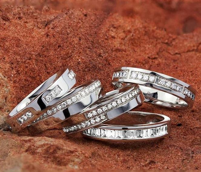 Diamond-Eternity-Rings