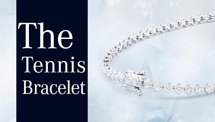 The tennis bracelet