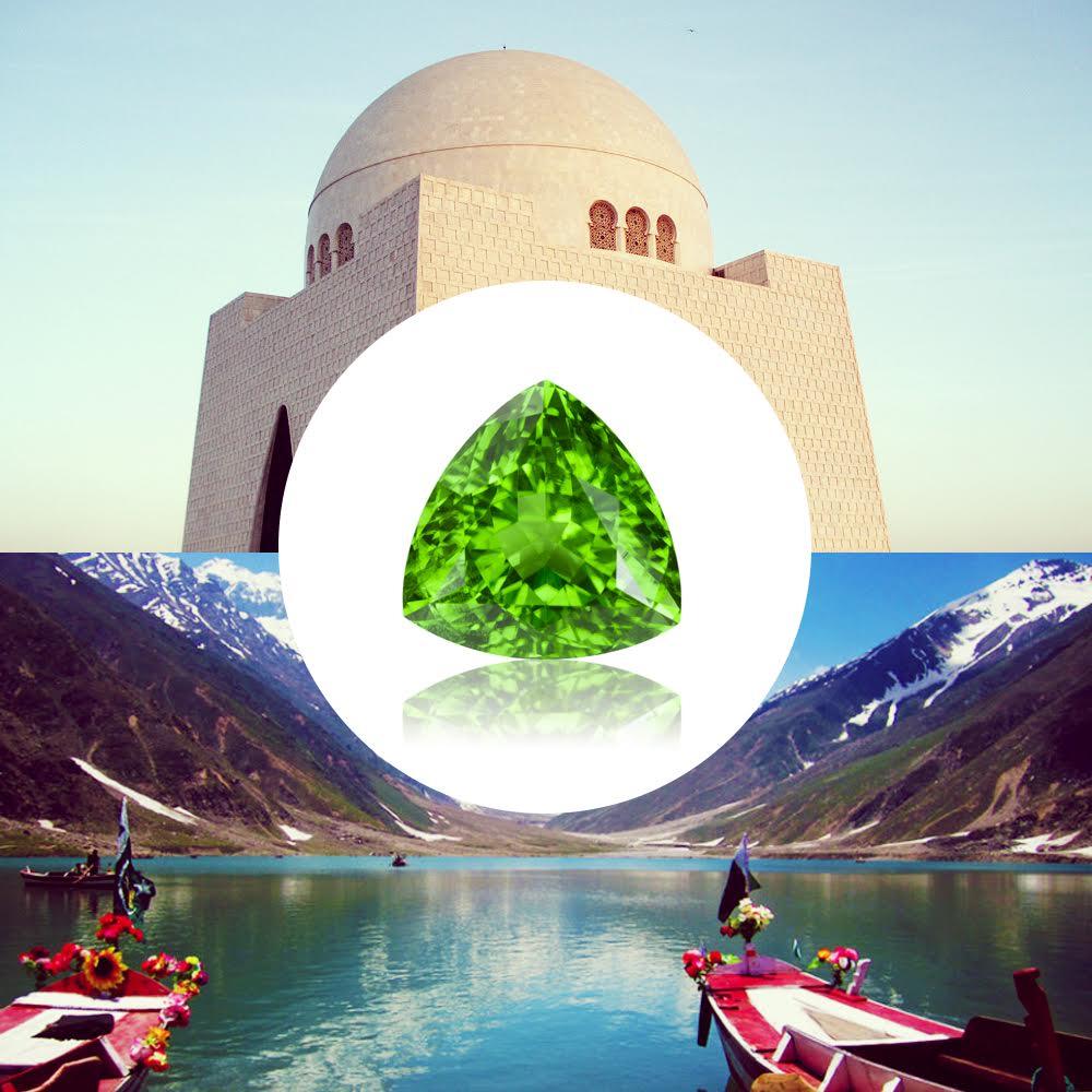 pakistan peridot