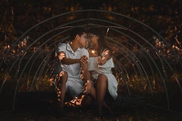couple proposal ideas halloween