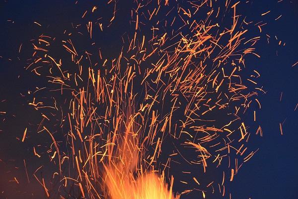 bonfire autumnal proposal ideas
