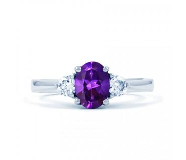 Paragon Amethyst Ring