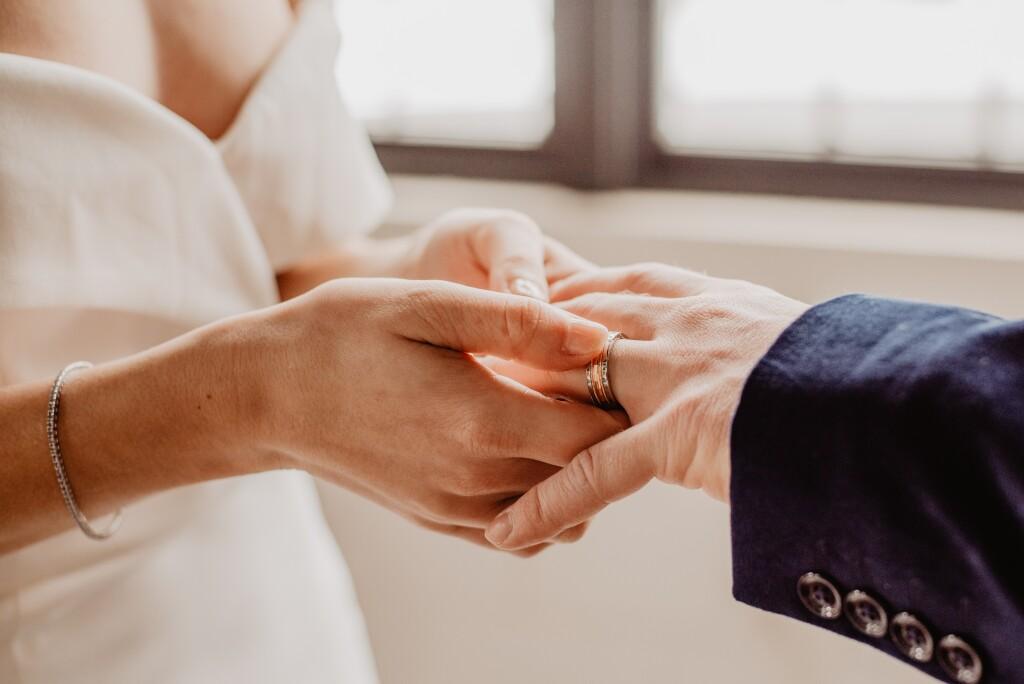 Men's Platinum Wedding Rings