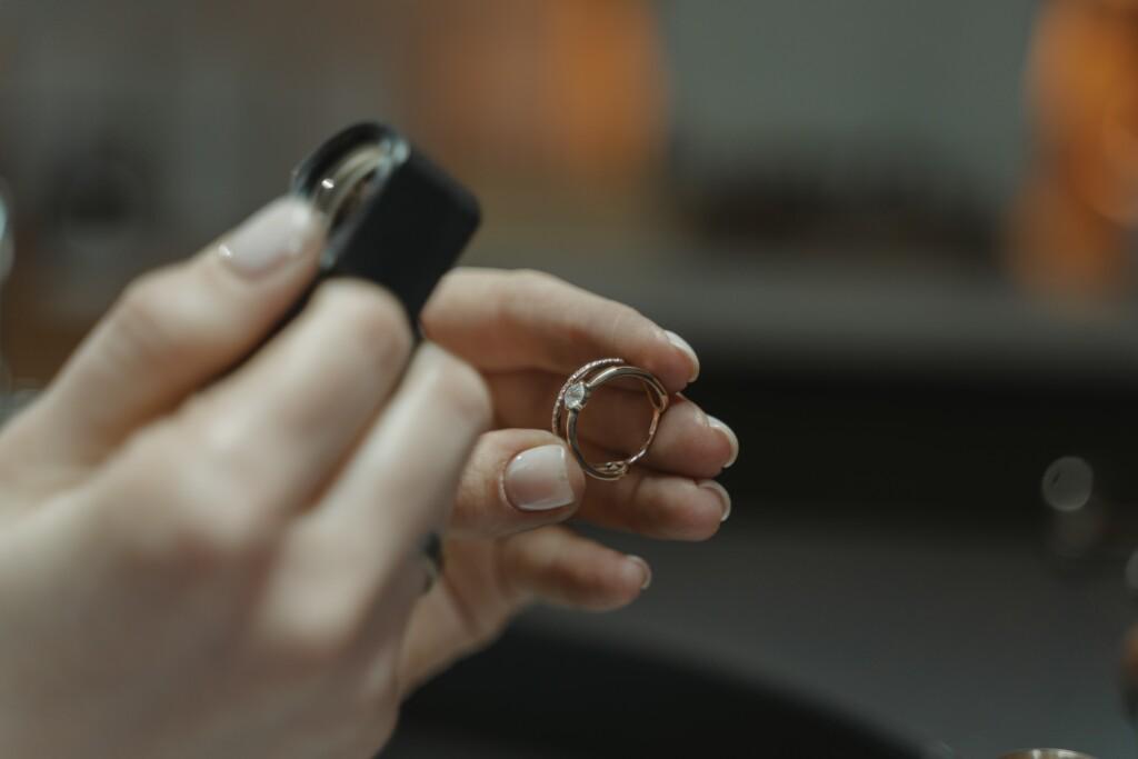 Creating A Bespoke Ring