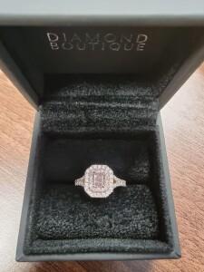 Large Rose Gold Ring
