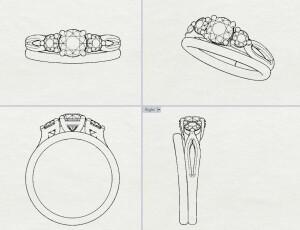 Large Bespoke Gemstone Designs