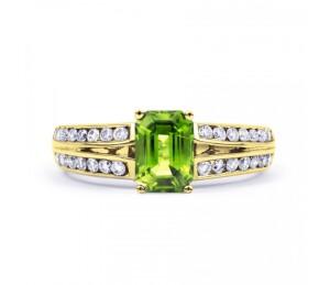 everest-peridot-diamond-gold-ring-164307143a