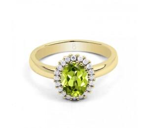 peridot-diamond-halo-gold-ring-4231061548a